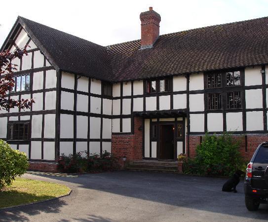 Middlemoor Barn: Gorgeous building