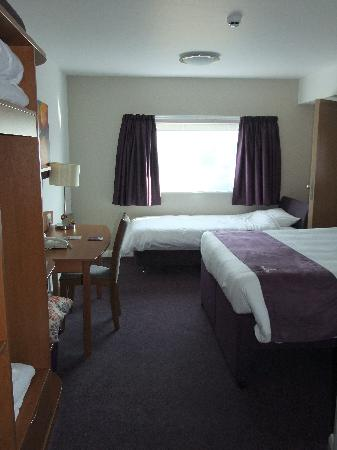 Room At Premier Inn Liverpool Airport Picture Of Premier Inn