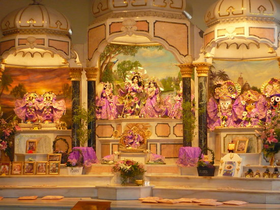 Durbuy, Belgia: Hare Krishna