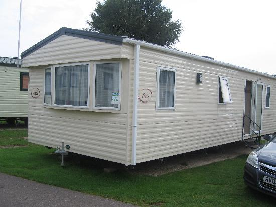 Cherry Tree Holiday Park: Our 2011 caravan