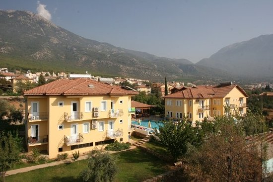 Gunes Hotel & Apartments: gunes hotel
