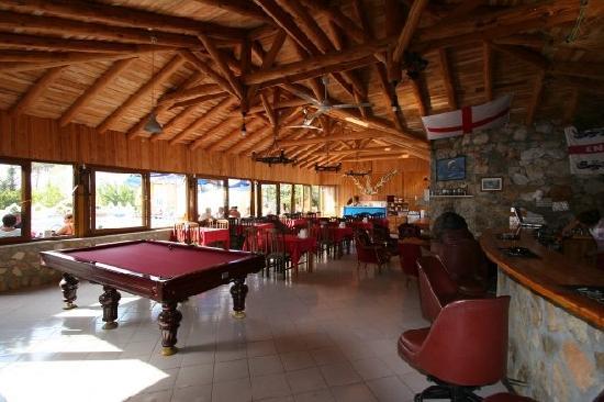 Gunes Hotel & Apartments: restaurant