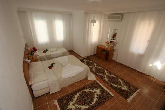 Gunes Hotel & Apartments: room