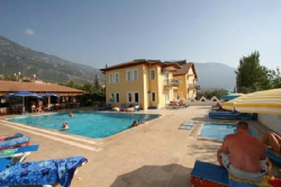 Gunes Hotel & Apartments: pool