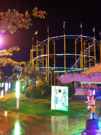 Dapitan City, Filipinler: Roller coaster!!