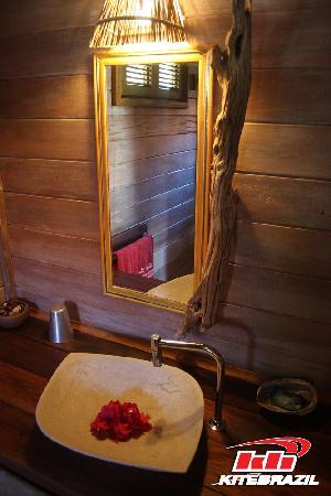 Kite Brazil Hotel: bathroom kite brazil
