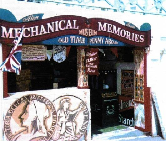 Mechanical Memories Museum: Mechanical Memories, Brighton