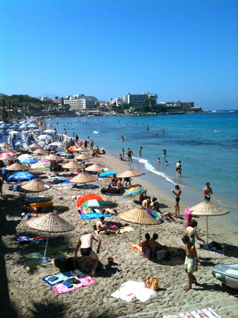 Kusadasi, Turkiet: Ladies Beach