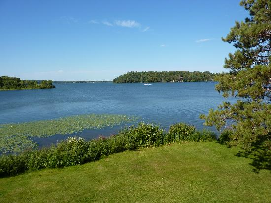 Madden's on Gull Lake: Gull Lake view from the room