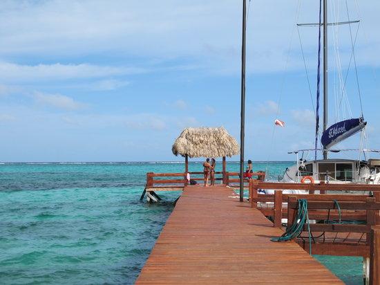 Ramon's Village Resort : Vue du ponton