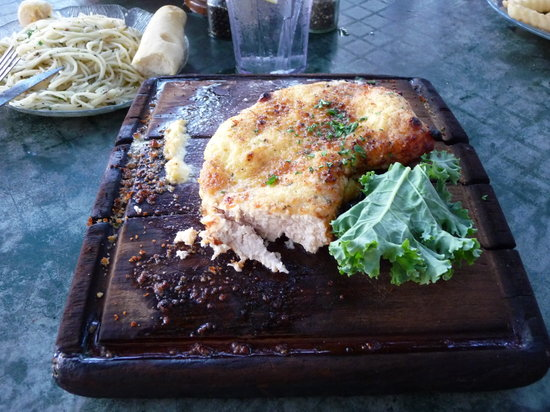 Creekside Dinery: Planked Chicken