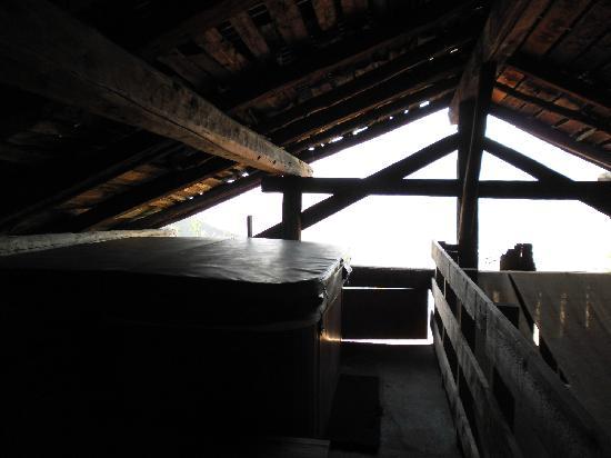 La Grande Maison de Chandolin: jacuzzi