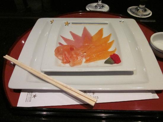 Iberostar Grand Hotel Bavaro: Japaneese appitizer
