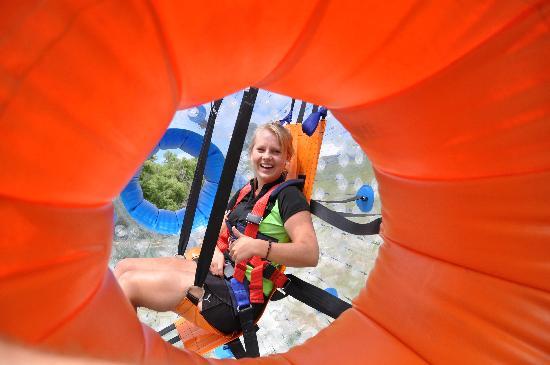 OGO Rotorua: Harness