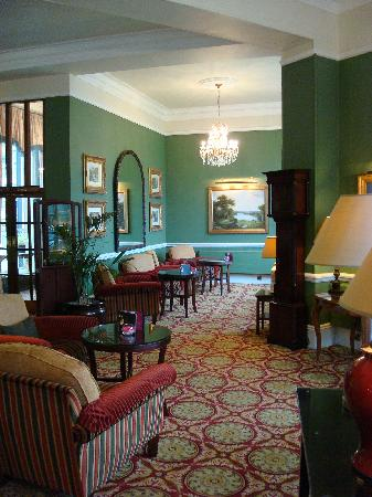 "Macdonald Old England Hotel & Spa: ""Common Room"" or Parlor"