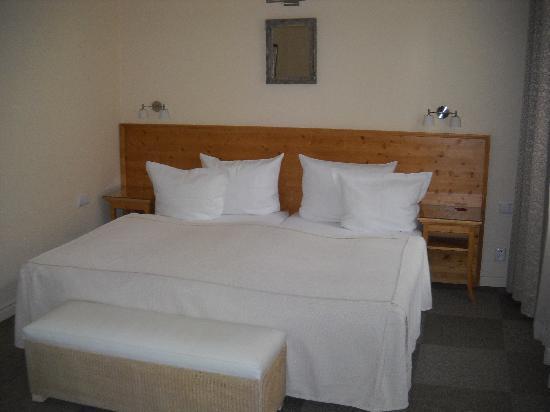 Unitas Hotel: Cama