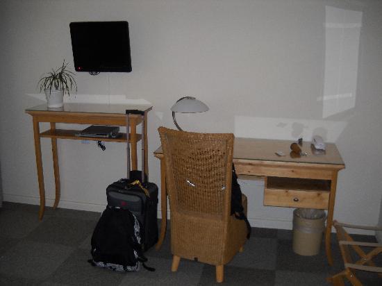 Unitas Hotel: Habitación