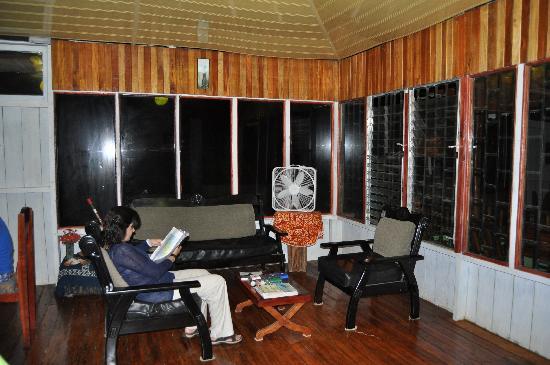 Cabinas Manolo: Sitting room