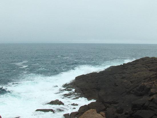 Cape Spear Lighthouse: The original lighthouse