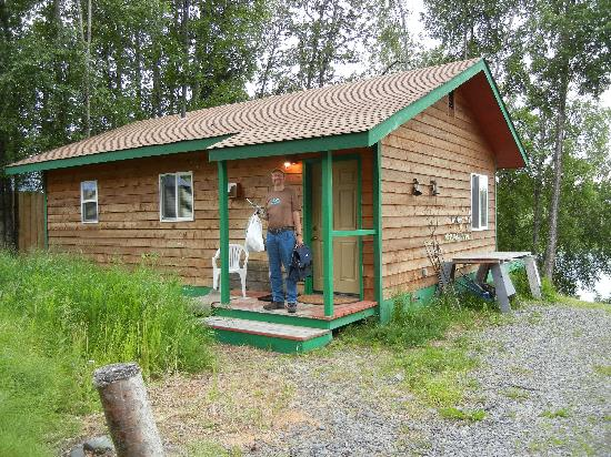 Alaska Riverview Lodge: Our new home away from home