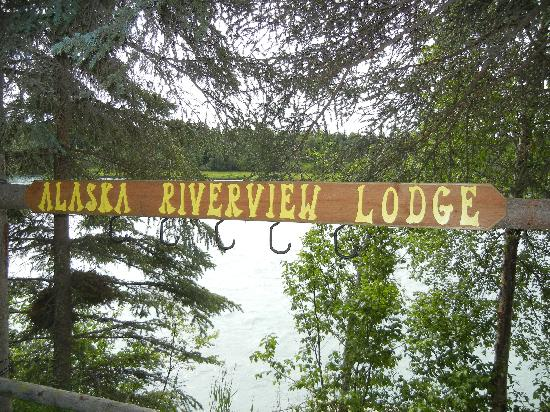 Alaska Riverview Lodge: Beyond beautiful