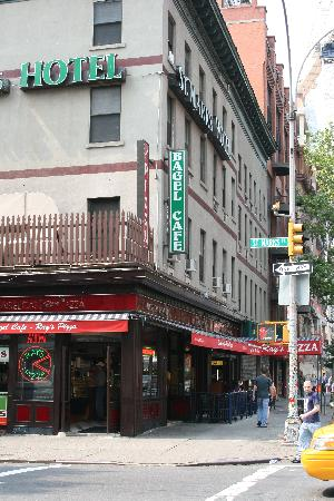 Two Double Beds Picture Of St Marks Hotel New York