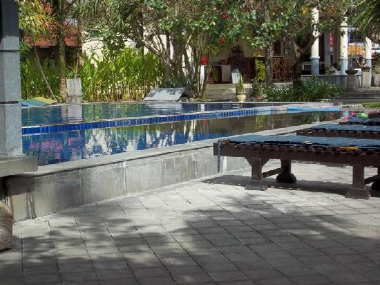 Garden View Resort: Nice pool...needs new loungers