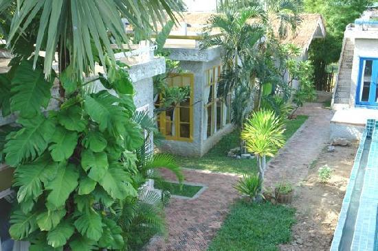 Preeburan Resort : outside