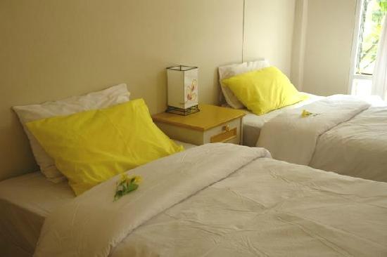 Preeburan Resort : room