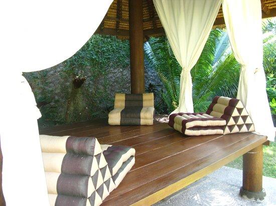 Tropical Bali Hotel: Gazebo