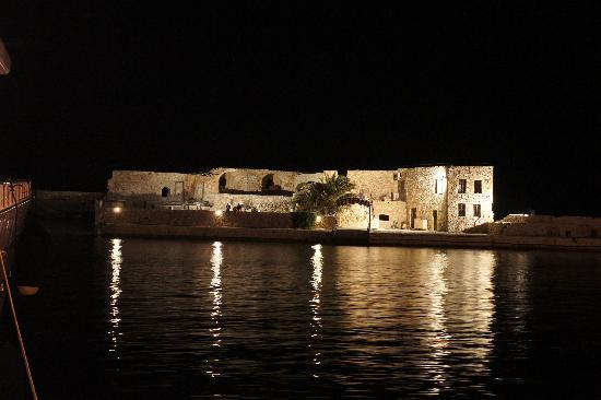 Chania Old Venitian Port's Fortress