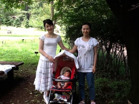 Jeolmul Natural Forest Resort : 미녀셋