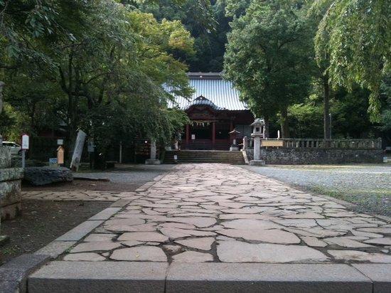 Kuil Izusan