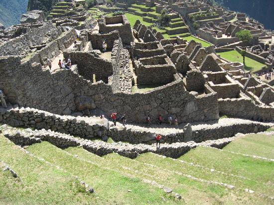 Machu Picchu, Perú: Que hermoso es mi pasado!