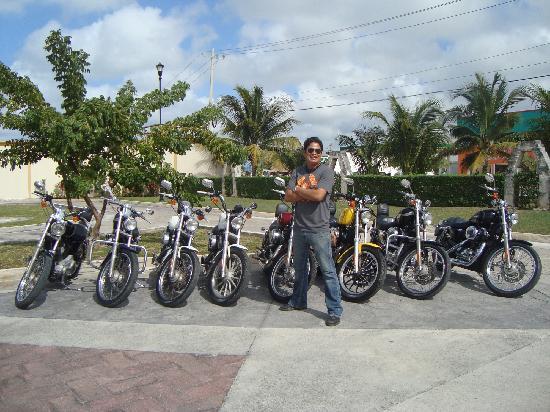 Sand Dollar Sports Harley Davidson Tour : Carlos Moreno