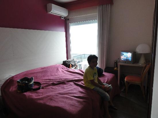 Chambre Hotel Paradiso - 2 ème étage