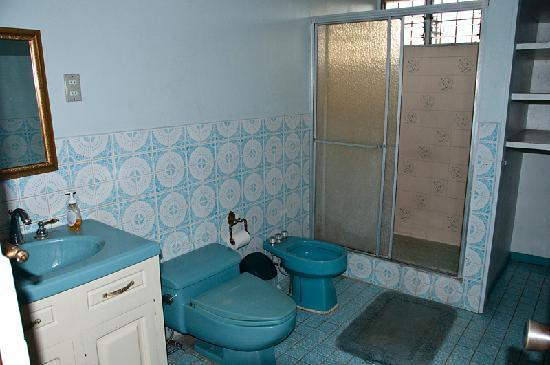 Hostel Mangifera: Shared bathroom