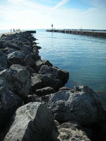 Holiday Inn Express & Suites Kincardine: Kincardine water front