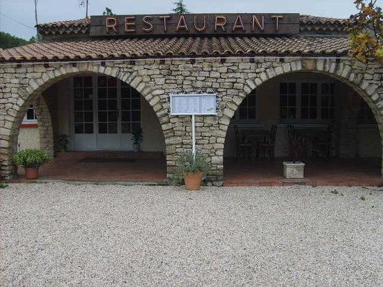 Restaurant Les Arcades: le restaurant