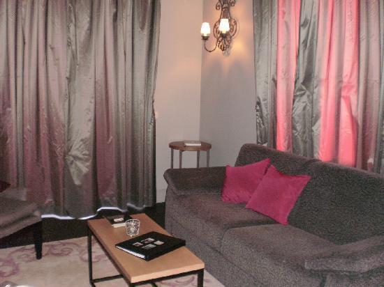 Villa Garbo: salon