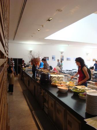 Cafeteria Quadrante: interno