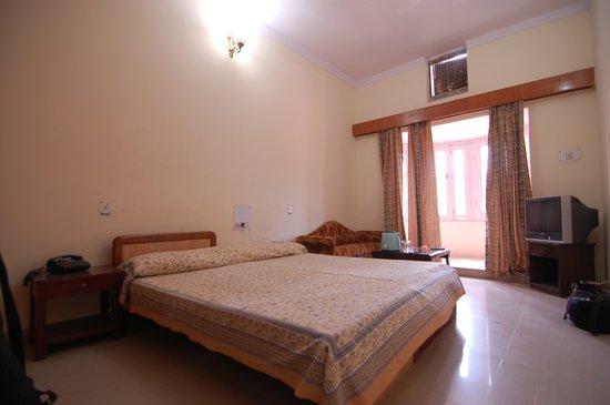 RTDC Hotel Vinayak : The Non AC Room