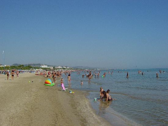 Atlantic Hotel: spiaggia
