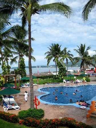 Royal Decameron Complex: View from our balcony