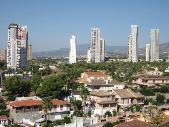 Cabana Hotel: vistas desde la habitacion