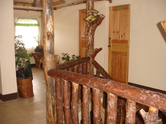 Masferre Country Inn and Restaurant: interior