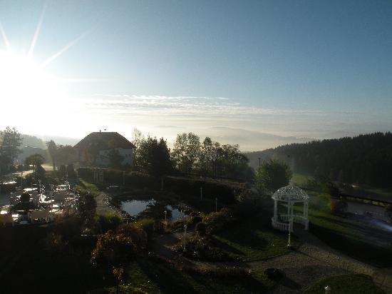 Hotel Bergergut : Morgengrauen!