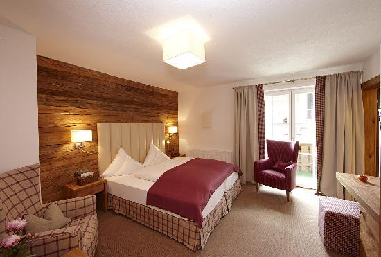 Hotel Gridlon Wellness am Arlberg: Zimmer