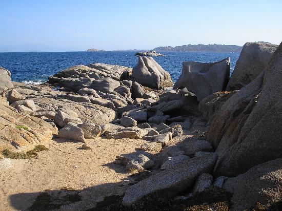 Isola dei Gabbiani - Land of Water: La penisola