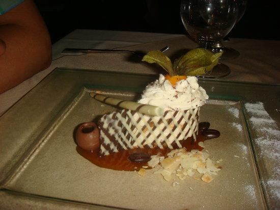 Sage Restaurant & Wine Bar : Tiramisu